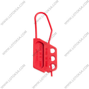 Hasp Nylon 3.0mm Shackle
