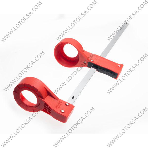 Blind Flange Lockout Device