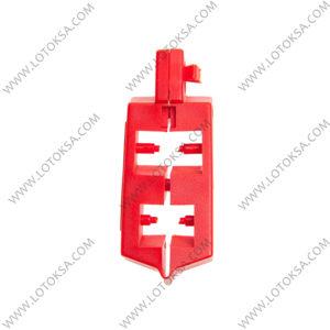 Circuit Breaker Locking Device, Clamp on, Pin type