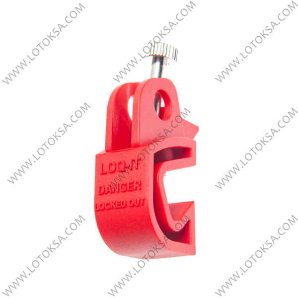 Circuit Breaker Locking Device, Universal type with Dove Tail