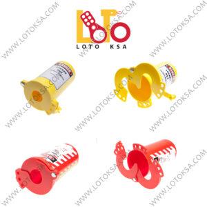 Plug & Gas Cylinder Lockouts