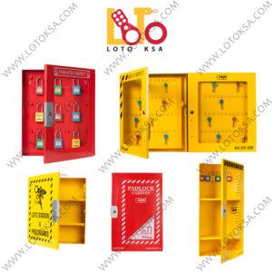 Key & Padlock Cabinets